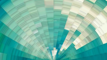 Beige and Turquoise Abstract Background