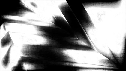 Black and White Abstract Texture Background Design