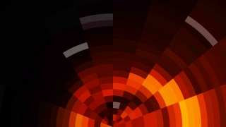 Abstract Black Red and Orange Background Vector Illustration