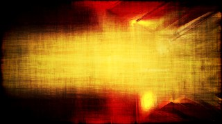 Black Red and Yellow Abstract Texture Background Design