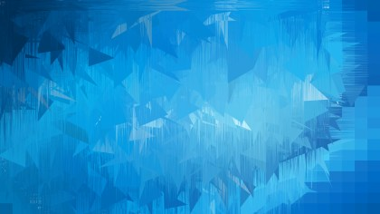 Blue Abstract Texture Background Vector