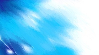 Blue and White Abstract Texture Background