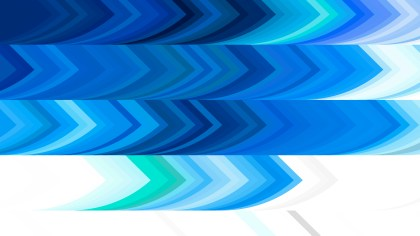 Blue and White Abstract Background Graphic