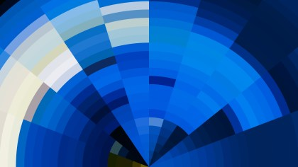 Blue Black and White Abstract Background Vector Graphic