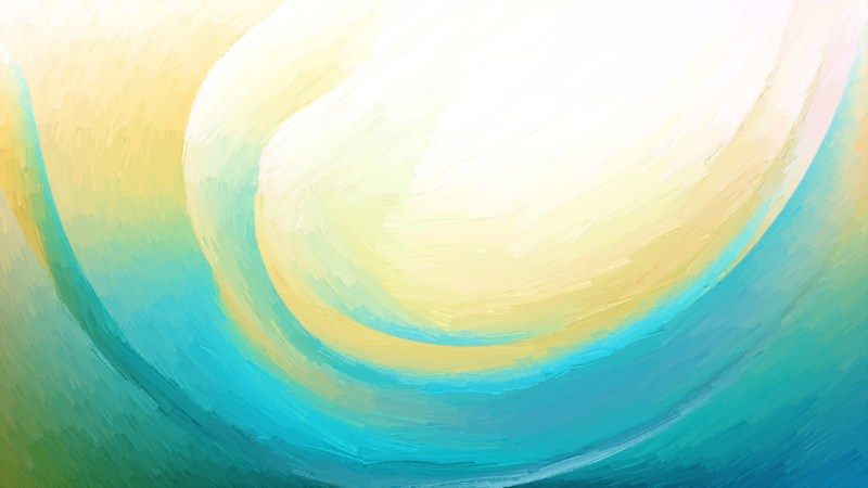 Blue Yellow and White Texture Background Image