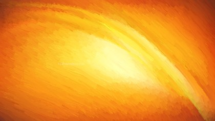 Bright Orange Texture Background Image
