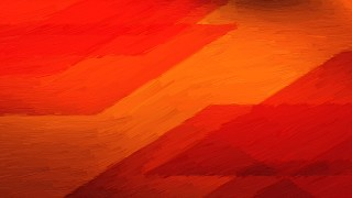 Bright Orange Texture Background