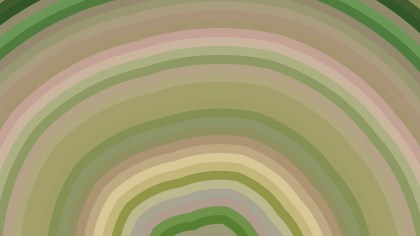 Abstract Brown and Green Graphic Background