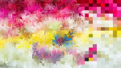 Colorful Texture Background Illustrator
