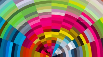 Abstract Colorful Graphic Background Vector Image