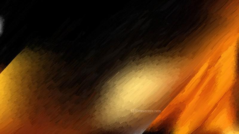 Cool Orange Texture Background Design