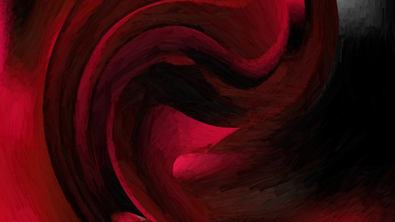 Abstract Cool Red Texture Background Image