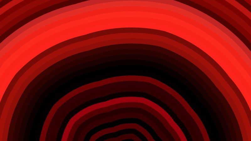 Cool Red Abstract Background Graphic