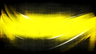 Cool Yellow Abstract Texture Background