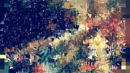 Abstract Dark Color Texture Background