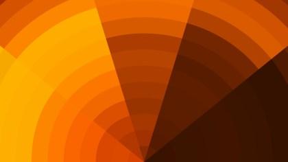 Dark Orange Background Illustrator