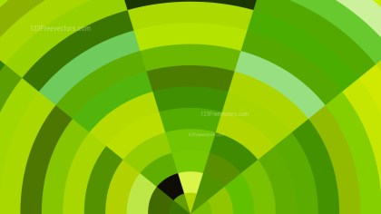 Green Abstract Background Vector Graphic