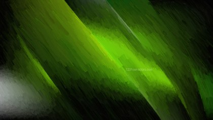 Abstract Green and Black Texture Background