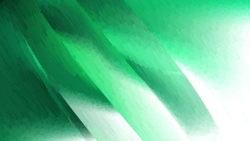 Green and White Abstract Texture Background Design