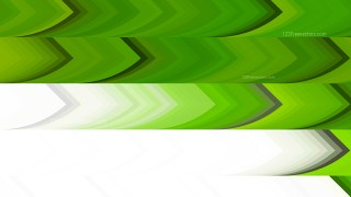 Abstract Green and White Graphic Background Vector Image