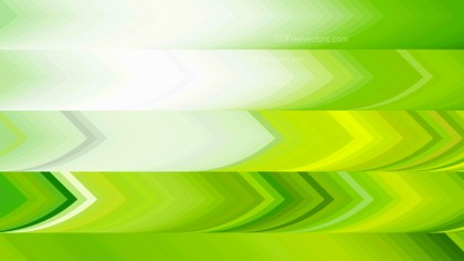 Abstract Green and White Graphic Background Illustration
