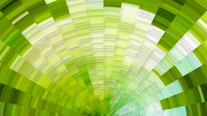 Green and White Abstract Background Design