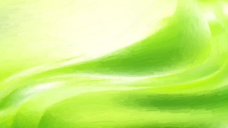 Abstract Green Yellow and White Texture Background