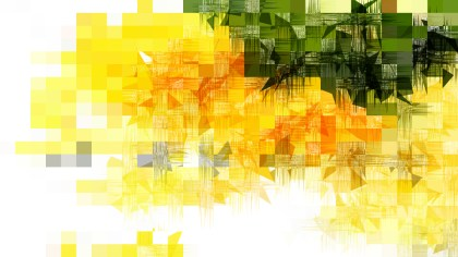 Green Yellow and White Texture Background Graphic