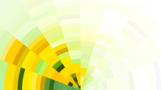Green Yellow and White Background