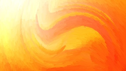 Abstract Orange Texture Background