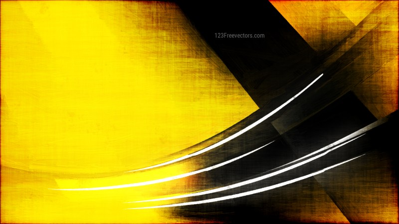 Abstract Orange and Black Texture Background Design