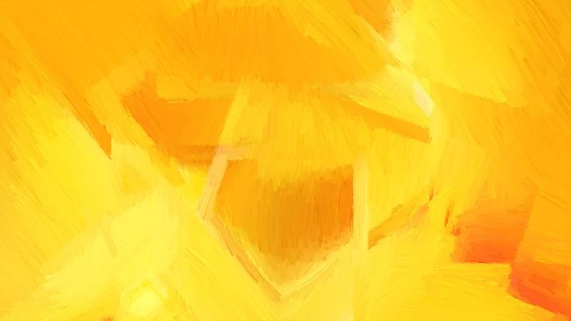 Orange and Yellow Texture Background Design