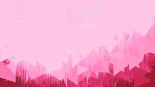 Abstract Pink Texture Background