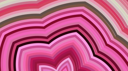 Abstract Pink Background Vector Art