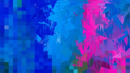 Pink and Blue Texture Background Graphic