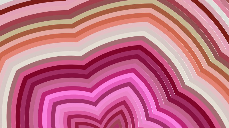 Pink and Brown Background Graphic