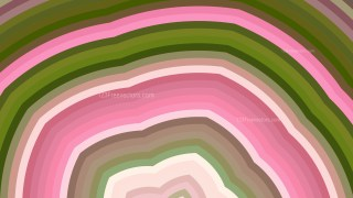 Abstract Pink and Green Graphic Background