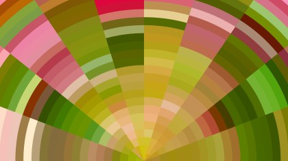 Pink and Green Abstract Background