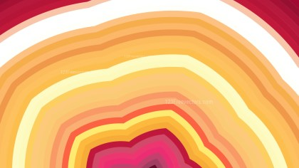 Abstract Pink and Orange Graphic Background Vector Illustration