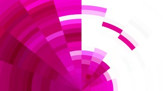 Pink and White Abstract Background Graphic