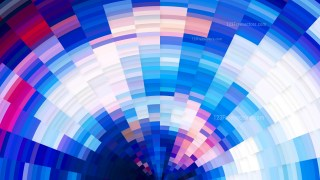 Abstract Pink Blue and White Graphic Background Vector Image