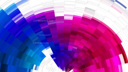 Abstract Pink Blue and White Background Image