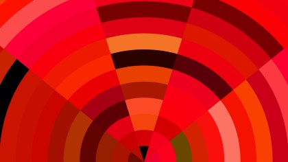 Red and Black Abstract Background Design