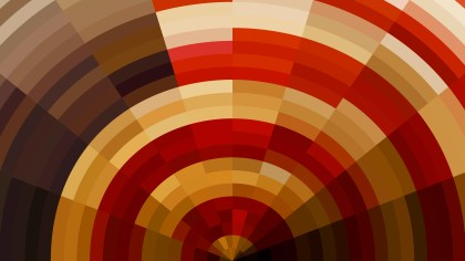 Red and Brown Abstract Background