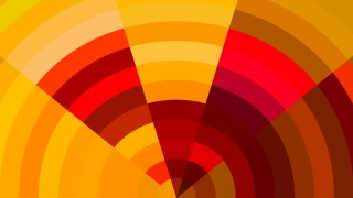Abstract Red and Orange Graphic Background Vector Illustration