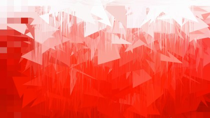 Abstract Red and White Texture Background