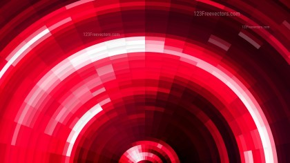 Abstract Red Black and White Graphic Background