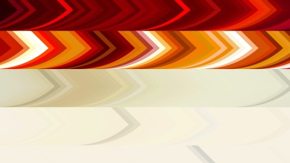 Red Orange and White Abstract Background