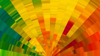 Abstract Red Yellow and Green Background
