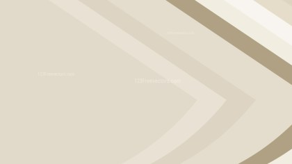 Beige Arrow Background Image